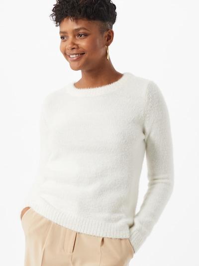 Megztinis 'Feami' iš VILA , spalva - balta, Modelio vaizdas