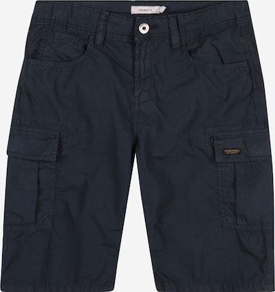 Pantaloni 'Ryan' NAME IT di colore navy, Visualizzazione prodotti