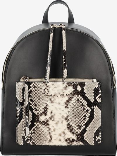 roberto cavalli Susan City Rucksack Leder 30 cm in schwarz, Produktansicht