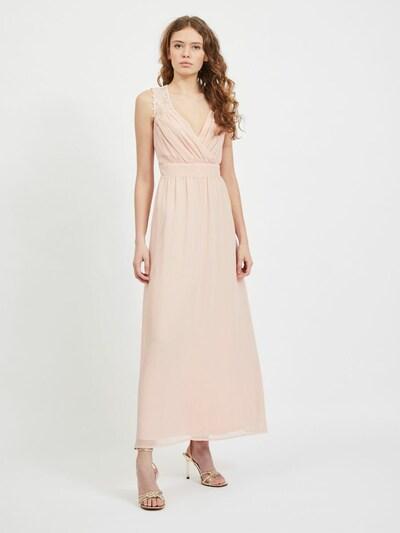 VILA Společenské šaty 'Rilla' - pudrová, Model/ka