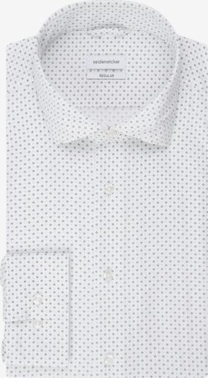 SEIDENSTICKER Performancehemd ' Regular ' in hellblau / weiß, Produktansicht