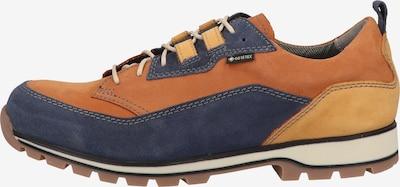 FRETZ MEN Chaussure de sport à lacets en orange, Vue avec produit