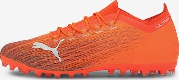 Chaussure de foot 'Ultra 1.1' PUMA en orange