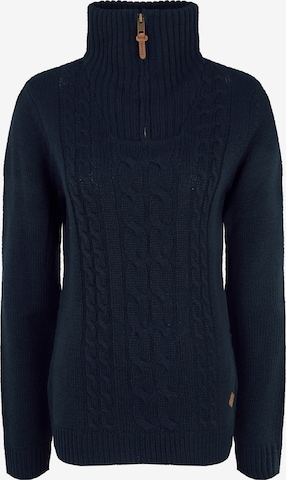 Oxmo Sweater 'Carry' in Blue
