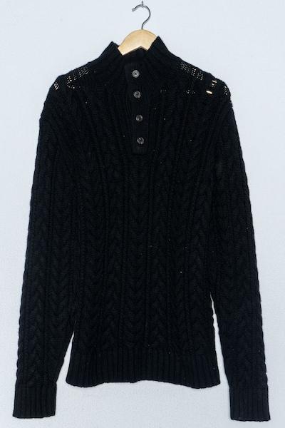 RALPH LAUREN Strickpullover in XL in schwarz, Produktansicht