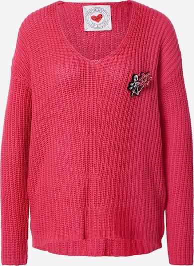 Frogbox Pullover in pitaya, Produktansicht