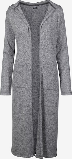 Urban Classics Curvy Knitted coat in grey / white, Item view