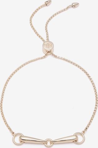 Brățară de la Lauren Ralph Lauren pe auriu