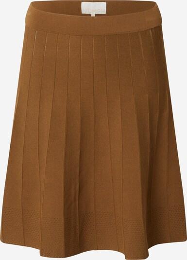 Fustă NÜMPH pe maro, Vizualizare produs