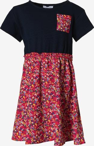 LEMON BERET Dress in Blue