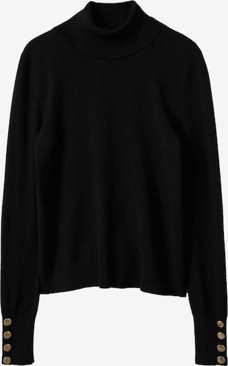 MANGO Pullover 'Jacksonc' in schwarz, Produktansicht