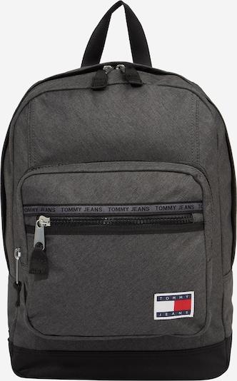 Tommy Jeans Rucksack in grau / schwarz, Produktansicht