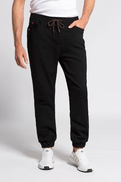 JP1880 Hose in schwarz, Modelansicht