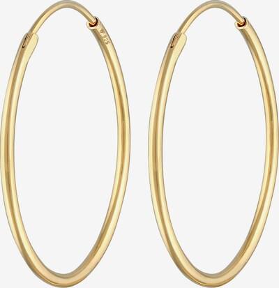 ELLI Ohrringe Creole in gold, Produktansicht