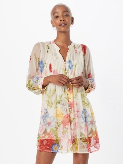 Derhy Bluse 'BROCANTE' in ecru / mischfarben, Modelansicht