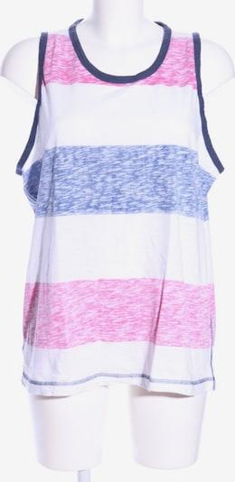 Angelo Litrico Basic Top in XL in blau / pink / weiß, Produktansicht
