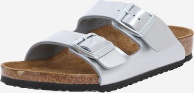 BIRKENSTOCK Sandale 'Arizona' in silber, Produktansicht