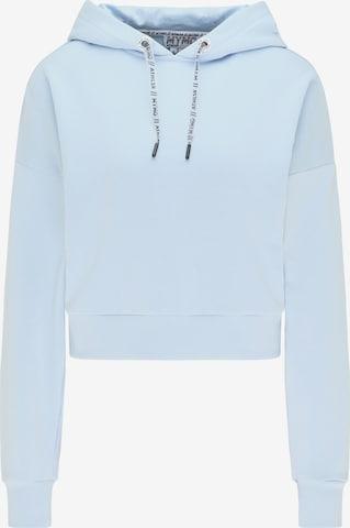 myMo ATHLSR Sweatshirt in Blue