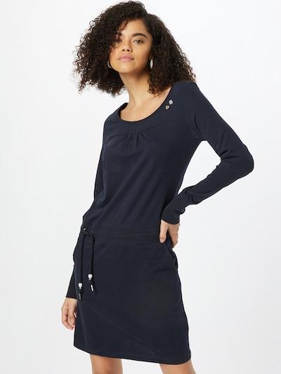 Ragwear Robe 'PENELOPE' en bleu marine, Vue avec modèle