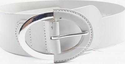 ESPRIT Lederimitatgürtel in XS-XL in weiß, Produktansicht