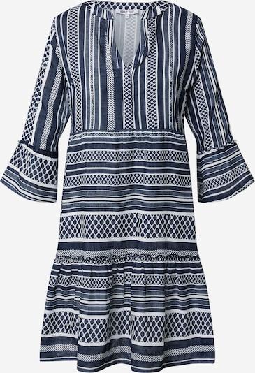 ABOUT YOU Kleid 'Marit' in navy / weiß, Produktansicht