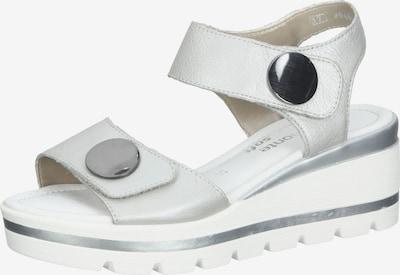 REMONTE Sandalen in silber, Produktansicht
