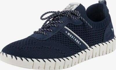 MUSTANG Sneaker in dunkelblau, Produktansicht