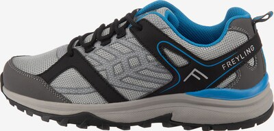 Freyling Wanderschuh in blau / grau, Produktansicht