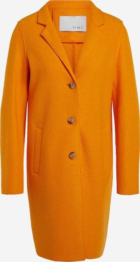 OUI Tussenmantel in de kleur Sinaasappel, Productweergave