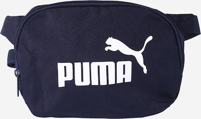 PUMA Gürteltasche in navy / silber, Produktansicht