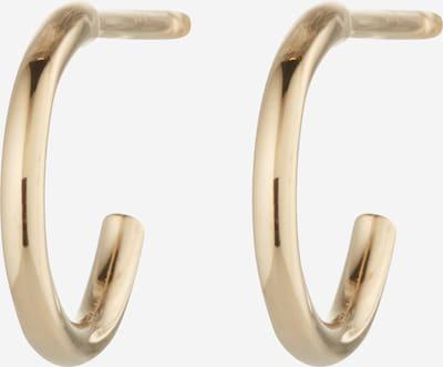 ELLI Náušnice 'Basic' - zlatá, Produkt