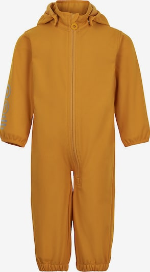 MINYMO Athletic Suit in Mustard, Item view
