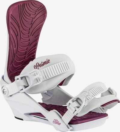 NITRO Snowboardbindung 'COSMIC' in weiß, Produktansicht