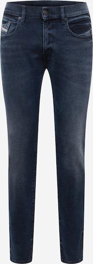DIESEL Jeans 'STRUKT' in dunkelblau / rot / weiß, Produktansicht