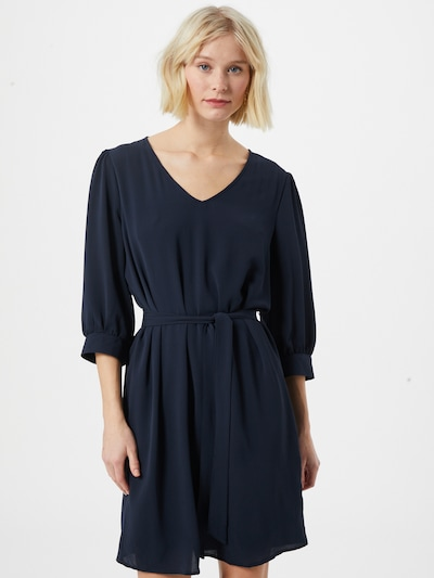 JACQUELINE de YONG Kleid in nachtblau, Modelansicht