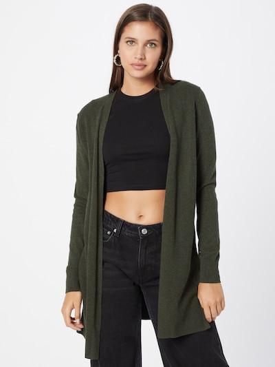 GAP Strickjacke 'BELLA' in dunkelgrün, Modelansicht