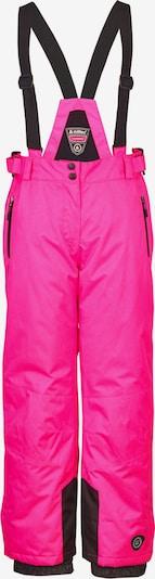 KILLTEC Sporthose 'Nadiana' in neonpink, Produktansicht