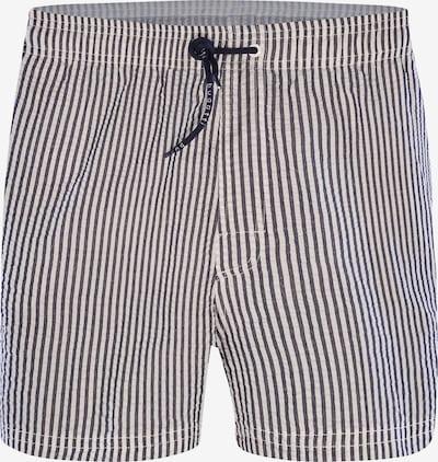 bugatti Badeshorts ' Grischa ' in navy / grau, Produktansicht
