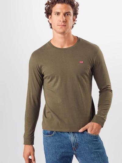 LEVI'S Shirt in oliv: Frontalansicht