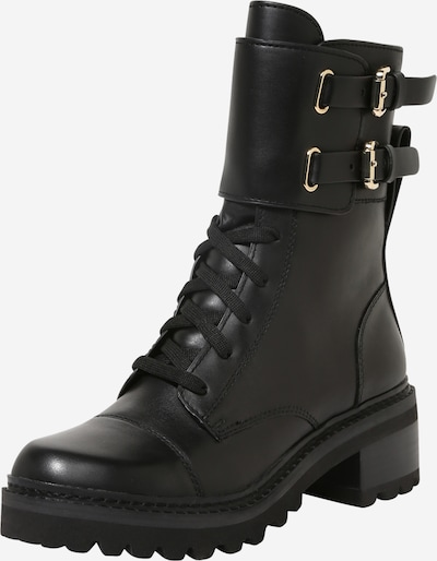 DKNY Lace-up bootie in black, Item view
