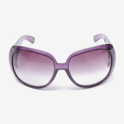 Gucci Sonnenbrille in One Size in violettblau, Produktansicht
