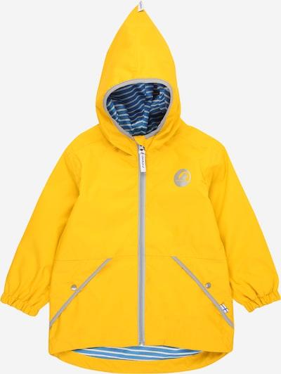 FINKID Välikausitakki 'PUUSKIAINEN' värissä keltainen, Tuotenäkymä