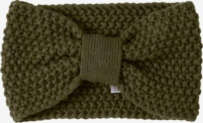 ICHI Stirnband 'A FLEX HB' in dunkelgrün, Produktansicht