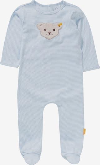 STEIFF Schlafanzug in hellblau / weiß, Produktansicht