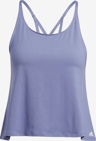 ADIDAS PERFORMANCE Sports Top in Lilac, Item view