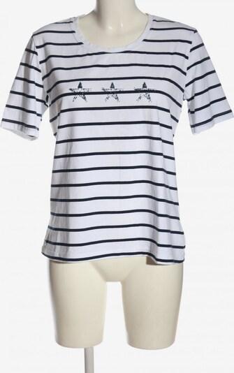 Collection Ringelshirt in XL in blau / weiß, Produktansicht