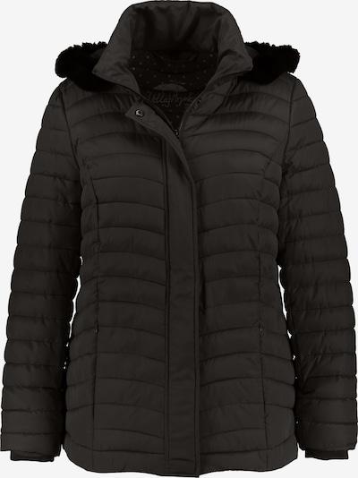 Ulla Popken Jacke in schwarz, Produktansicht
