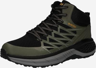 HI-TEC Boots 'DESTROYER' in oliv / schwarz, Produktansicht