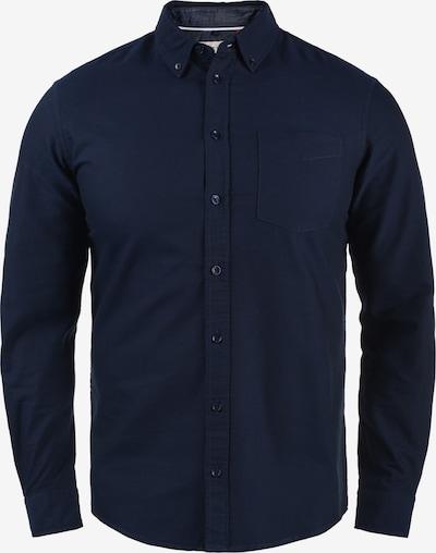 BLEND Hemd Dubbo in blau / dunkelblau, Produktansicht