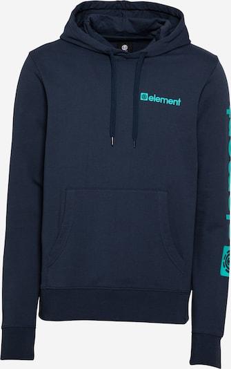 ELEMENT Sportiska tipa džemperis 'JOINT' tumši zils / jauktu krāsu, Preces skats